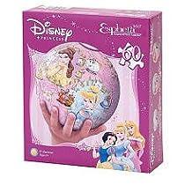 Pink Disney Princess Esphera 3-D Plastic Puzzle Ball (60 pieces)