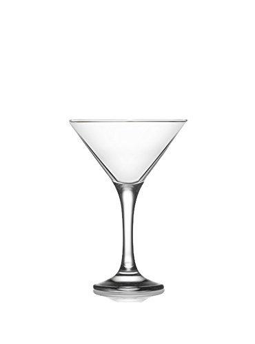 6x FROZEN Margue Rita Margarita Cocktail Punch Bowl Glass Lav 175cc Imex