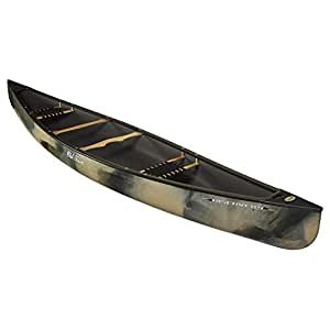 Old Town Discovery 158 Recreational Canoe, Camo, 15 Feet 8 Inches