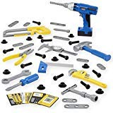 Just Like Home Workshop 45-Piece Power Tool Set