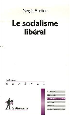 Livres Le socialisme libéral pdf