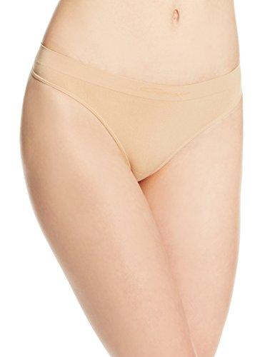 Capezio mujer Seamless Cintura Baja para hombre (talla L Color piel (nude)