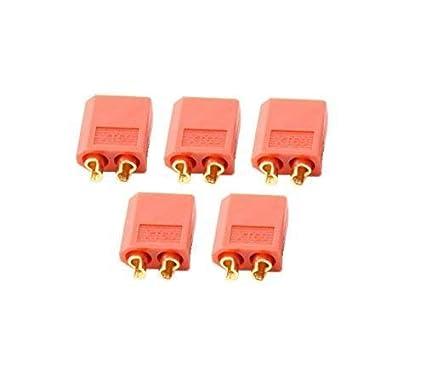 YUNIQUE USA 10 Pieces 10 cm Female JST Cable for RC Lipo Model Batteries