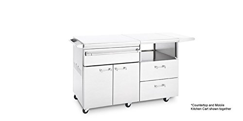 Lynx Professional 54 in. Mobile Kitchen Cart by Lynx