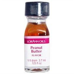 rength Peanut Butter Flavoring-1dram...2 pack! ()