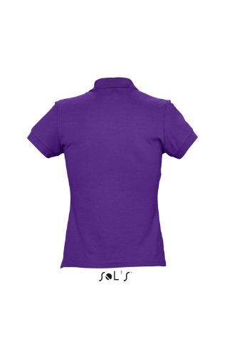 Sols Women Passion 11338 Polo púrpura oscuro