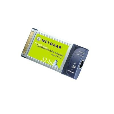NETGEAR NETWORK CARD FA511 DRIVER FOR WINDOWS 7