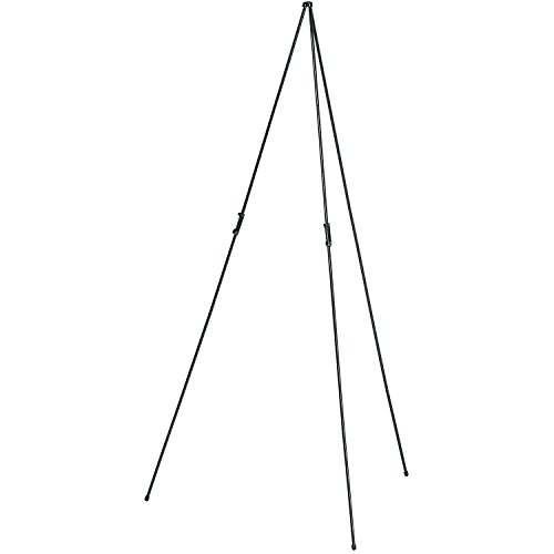 Quartet Easel, Instant, Portable, Tripod, Base 63'' Max. Height, Supports 5 lbs. (29E) by Quartet (Image #5)