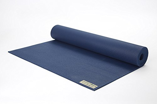 Jade Harmony 3/16″ x 24″ x 74″ Midnight Blue Yoga Mat