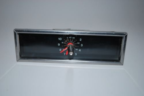 (Whirlpool Part Number 3149835: Timer, Clock)