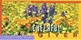 Offering Envelope Cheerful Giv (Package of 100)
