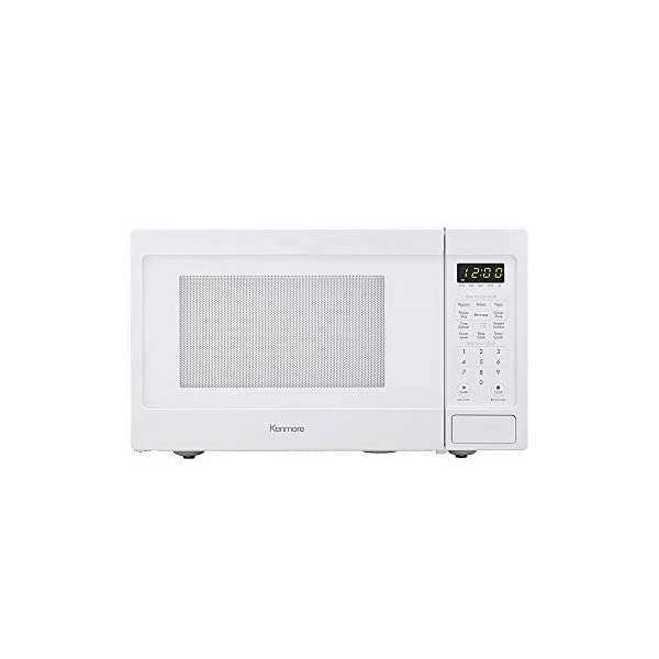 Kenmore 0.9 cu. ft. Microwave Oven - White 1