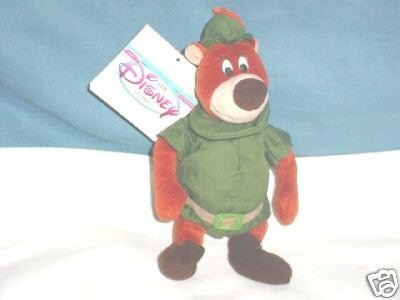 Disney Little John Costume (Disney Store Exclusive Bean Bag Little John From Robin Hood)