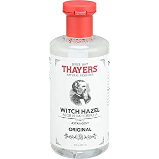 Thayers Witch Hazel with Aloe Vera, Original Astringent 12 oz