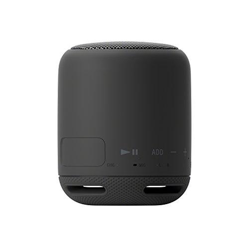 Sony XB10 Portable Wireless Speaker with Bluetooth, Black (2017 model)