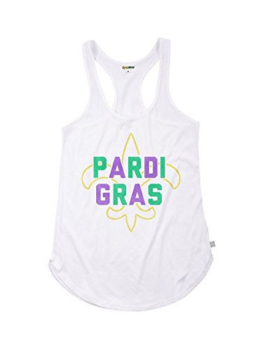 Tipsy Elves Women's Mardi Gras T Shirt Outfits - Female Mardi Gras Costume Attire Ideas ... (Pardi Gras, Large)]()