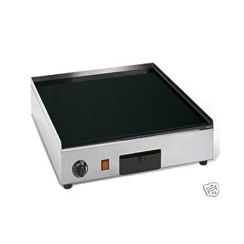 Fry top placa vitrocerámica eléctrica cm 52x58x16 RS1195 ...