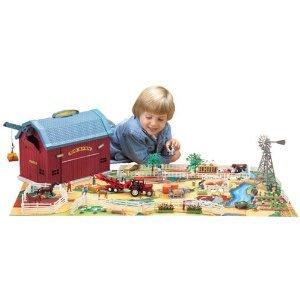 Amazoncom Big Barn Playset Toys Games