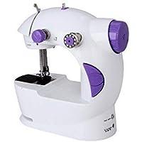 Right Choice Yuta Advance Magic Portable Mini Easy to Use Zig Zag Sewing Machine for Home (Multicolour)