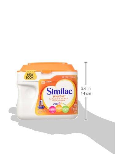 Similac Sensitive Baby Formula - Powder - 1.41 lb