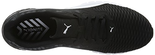 Running Ignite puma Puma Women's Dual Puma 02 Shoes Black Black White wtnF44qd