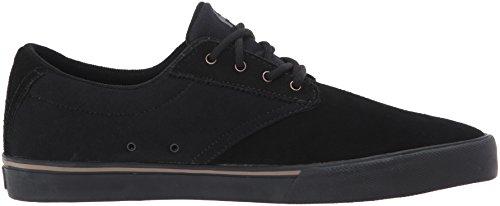 gum Da Scarpe Jameson Black Skateboard Vulc Uomo Etnies black 8q4ECwt8x