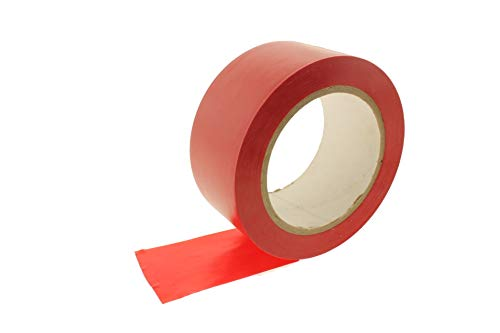 Tape Aisle Marking Red (2