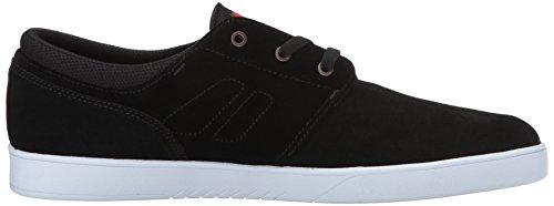 Emerica Men Die Figueroa Schwarze Schuhe Größe Schwarz