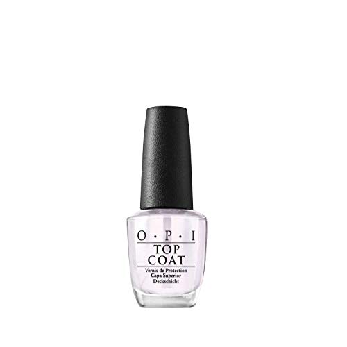 OPI Nail Lacquer Top Coat, Original, 0.5 Fl Oz