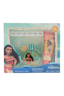 Disney Moana 4 Piece Gift Set for Kids