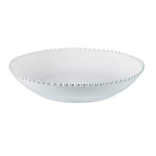 COSTA NOVA Pearl Collection Stoneware Ceramic Pasta/Serving Bowl 13.5