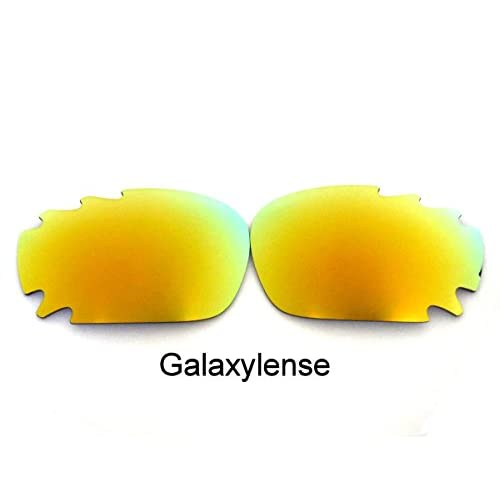 a0d0c43dc3 hot sale 2017 Galaxy Replacement Lenses For Oakley Jawbone Gold Color  Polarized 100% UVAB
