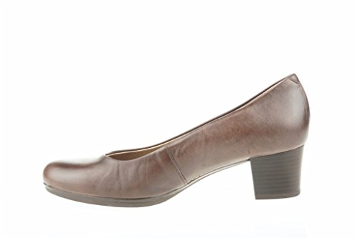 Shoes Almond Brown Lince Leather Living CqwIYqxTS