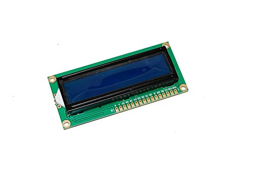 LCD1602 3.3V Blue Backlight 16 Characters 2 Lines 1602 LCD