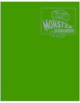 Monster Protector MB-4P-MGN 4-Pocket - Matte Emerald Grn by Monster Protector