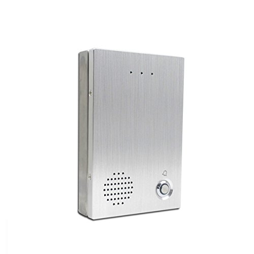 SIP Door Phone VOIP Phone System for business Compatible with Asterisk ip pbx - Voip Door Intercom