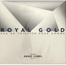 Royal Gold Eau De Toilette Pour Homme Le Vaporisateur De 100ml