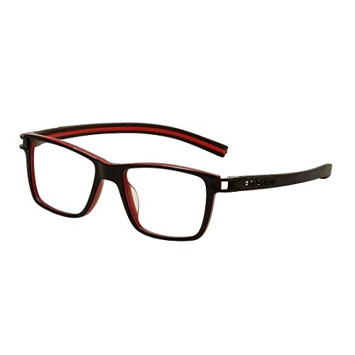 Tag Heuer Track S Eyeglasses TH7603 7603 001 Black TagHeuer Optical Frame - Tag Heuer Track