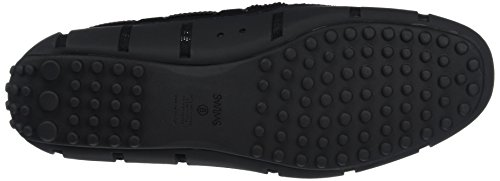 Swims Mens Lux Lace Loafer Woven Black AS3TzO8khC