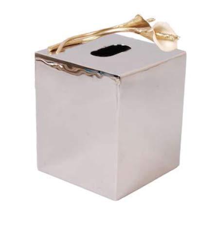 Lily Tissue Box - Michael Aram Calla Lily Tissue Box Holder