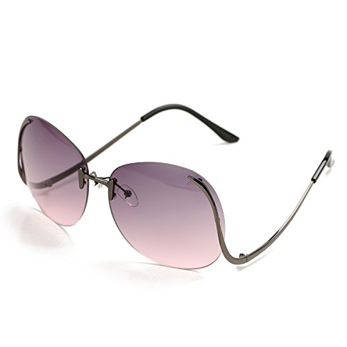 Pro Acme Fashion Oversized Sunglasses product image