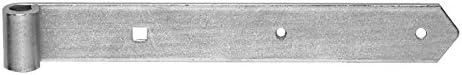 2 St/ück hell verzinkt Pollmann Baubeschl/äge 1076020 Ladenband Rolle /Ø 12 mm x 600 mm HR