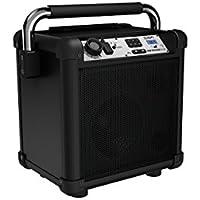 Ion Audio Job Rocker Plus Heavy-Duty Jobsite Speaker - Refurbished + CPS 1 Year Extended Warranty