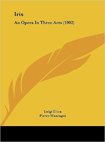 Iris: An Opera in Three Acts (1902)