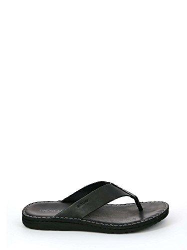 Grunland CI1153 Flip Flops Man Black 43 stDYpWGEi