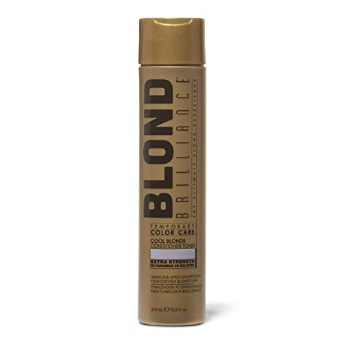 - Blond Brilliance Temporary Color Care Cool Blond Conditioner Toner