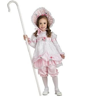 [Little Bo Peep Toddler Costume - Toddler] (Little Bo Peep Costume Toddler)