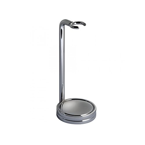 (Chrome Plated Razor Stand)