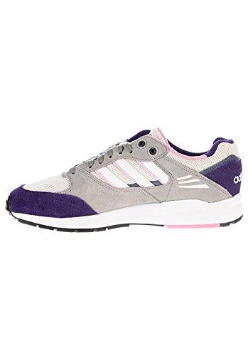 para Zapatillas Super Tech mujer Purple Grey adidas qwtTExFF