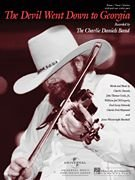 Charlie Daniels Band - Devil Went Down to Georgia for Piano, Vocal and Guitar with Violin Part